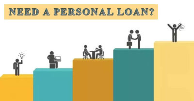Need A Personal Loan