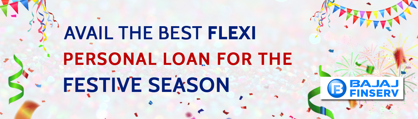 Bajaj Finserv Flexi Loan