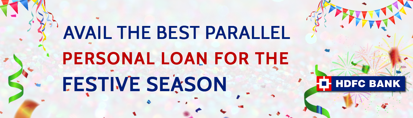 HDFC Parallel Personal Loan